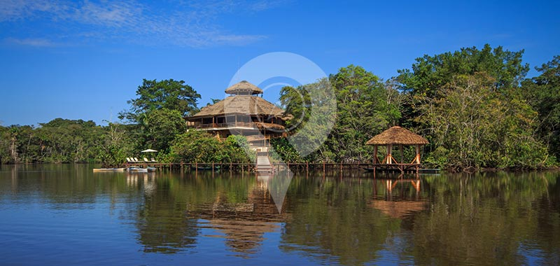 La Selva Eco Lodge - Day 1