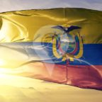 Culture of Ecuador-Flag