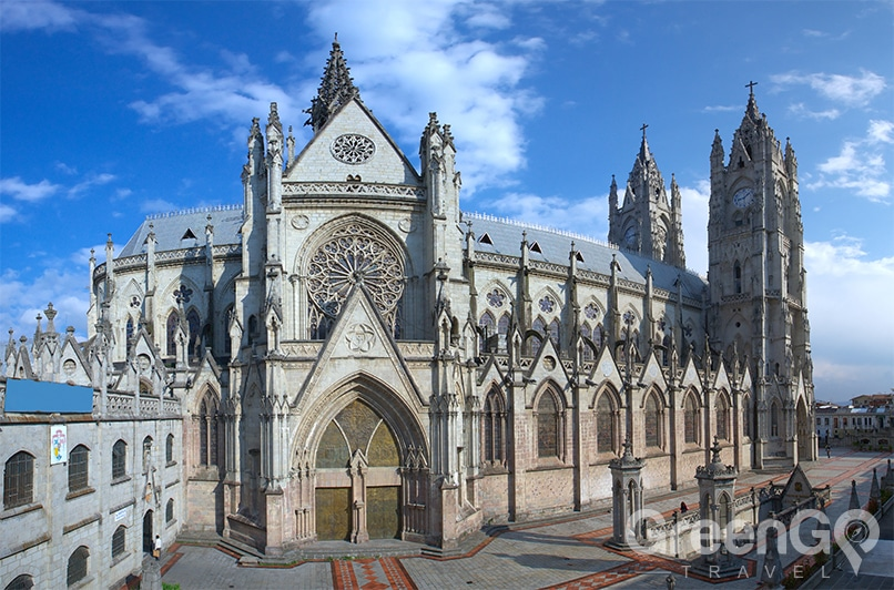 Photo of Basilica Church Best reason to visit Quito Ecuador
