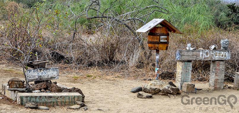 Post Office Bay Galapagos