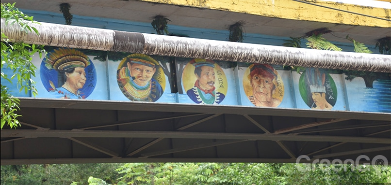 Yasuni vs Cuyabeno all tribes of cuyabeno